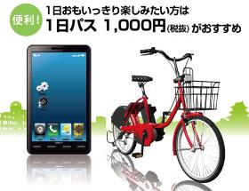 広島シェアサイクル
