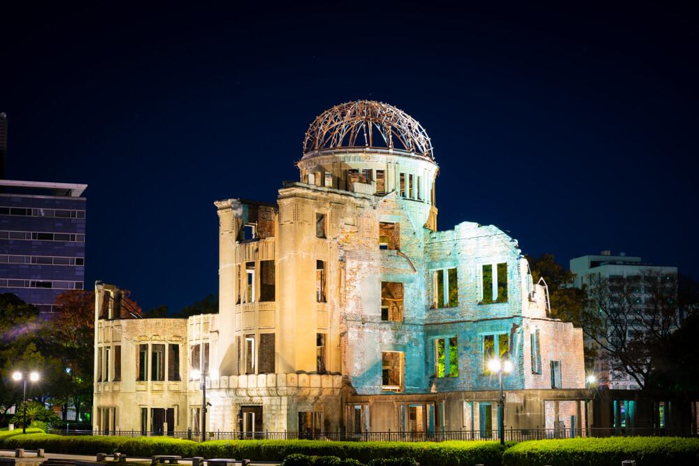 広島にある2つの世界遺産